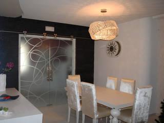 Casas estilo moderno: ideas, arquitectura e imágenes de GIOIA Biagio ARCHITETTO Moderno
