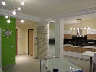 GIOIA Biagio ARCHITETTO Minimalist living room