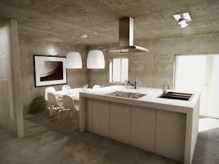 Kitchen by Santiago | Interior Design Studio , Industrial