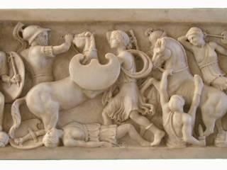 Altorilievo in marmo Carrara di Todini Sculture Classico