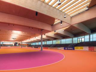 Speed Skating Arena Geisingen Moderne Stadien von Generation Licht Modern
