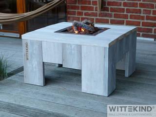 Feuertisch (klein):   von Wittekind Möbel UG (haftungsbeschränkt)