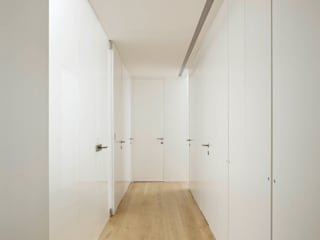 CIB: Studio in stile  di ANK architects