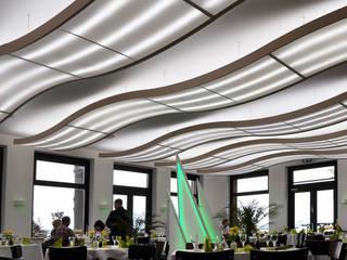 Müggelseeterassen Moderne Gastronomie von Tardigrade Design Modern