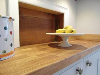 Bespoke, Painted Kitchen:   by Austin Matthews Design