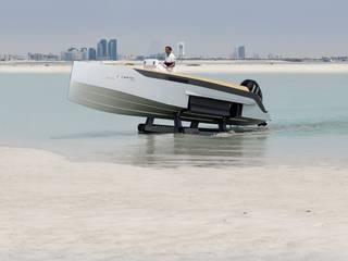 Iguana 29: Yachts & Jets de style de style eclectique par Iguana Yachts