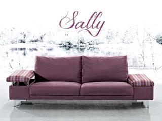 SOFA MOD. SALLY de LA CANTARERIA MUEBLES Y DECORACION Moderno