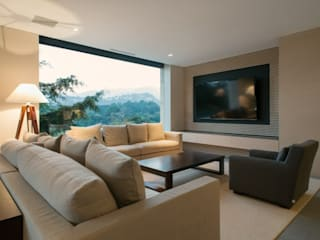 Rhyzoma - Arquitectura y Diseño Modern rooms