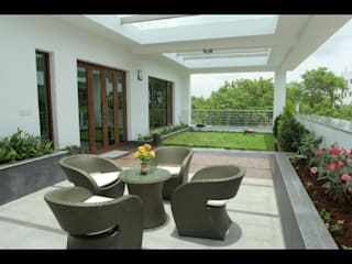 Residence at Filmnagar: modern  by Artifice Design Consultants,Modern