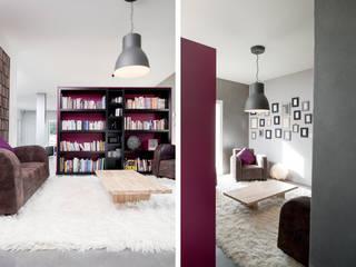 Maison à Pouilly Le Monial Marion Lanoë Salon moderne
