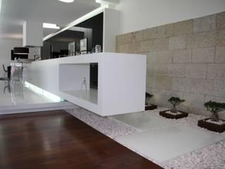Risco Singular - Arquitectura Lda Minimalistische Häuser