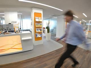 ESM Kundencenter 03:  Geschäftsräume & Stores von inside Innenarchitektur
