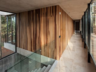 ATV Arquitectos Paredes y suelos de estilo moderno
