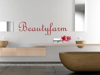 Wandtattoo  Beautyfarm :  Badezimmer von K&L Wall Art