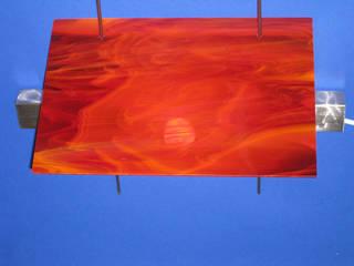 FIRE:   von Dieter Barz - Künstlerische Lichtobjekte