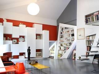 Vue générale: Maisons de style de style Moderne par Galaktik