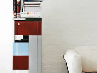 MC- Box 1.1: moderne Arbeitszimmer von Plattenladen Bernd Lützelberger