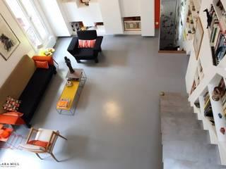 Espace Salon: Maisons de style de style Moderne par Galaktik