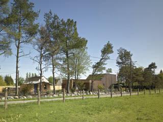 Maison Ganivelle par Atelier RVL, Liddell&Viot architectes Moderne