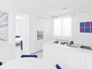 Houses by studio di architettura Antonio Giummarra