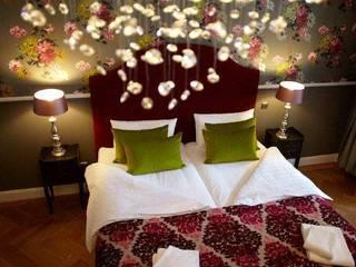 Hotelumbau:  Schlafzimmer von Stylhaus - Farbe & Stil für Räume