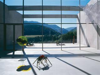 blick nach außen | ausstellungsraum:   von querkraft architekten
