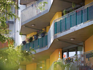 U31 wohngebäude:   von querkraft architekten