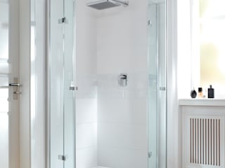 Duschwannen Architectura MetalRim:  Badezimmer von Villeroy & Boch AG
