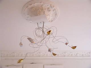 BRAIN Ausgefallene Wohnzimmer von Dieter Barz - Künstlerische Lichtobjekte Ausgefallen