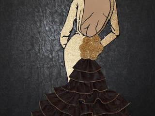 Flamenca:  de estilo  de Decopiel