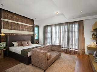 Bedroom by Morph Design Company