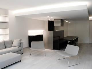 casa en Gavá Mar Casas de estilo moderno de fusina 6 Moderno