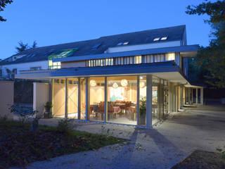 EXTENSION RESTAURANT ESAT par MENGEOT & Associés Architecte
