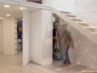 Casas de estilo  por moovdesign