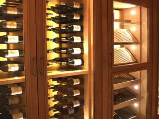 Degré 12 Wine cellar خشب