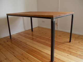 Klasik01 mesa:  de estilo  de Noé Metal Design