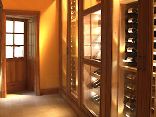 Degré 12 Wine cellar Wood