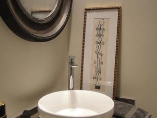 baño invitados:  de estilo  de Javier Sol
