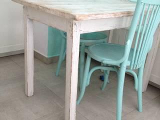 Mesa reciclada Atmospherabcn CocinaMesas, sillas y bancos