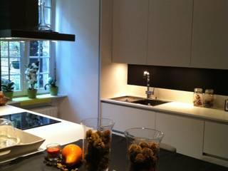 CUISINE MAISON DE BOURG PAYS DE DINAN Cuisine moderne par CH INTERIOR Moderne