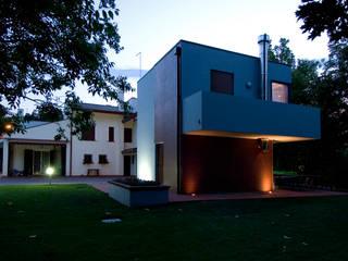 AMPLIAMENTO CASA UNIFAMILIARE Case di Studio di Progettazione e Grafica Giorgio Da Villa
