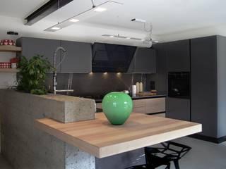 Keuken door Miquadra design,