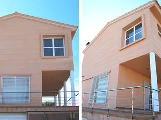 jjdelgado arquitectura Rumah Gaya Mediteran