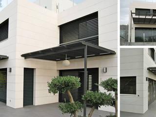 jjdelgado arquitectura Modern houses