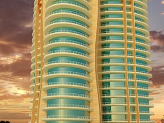 Mantra Hotel & condos arqflores / architect