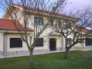 VIVIENDA MONTE DEL FORO 4 de Agora Arquitectos