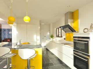 MR & MRS KNOWLES KITCHEN:  Kitchen by Diane Berry Kitchens