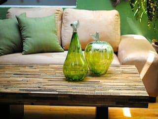 Segusino Muebles Condesa Living roomSide tables & trays