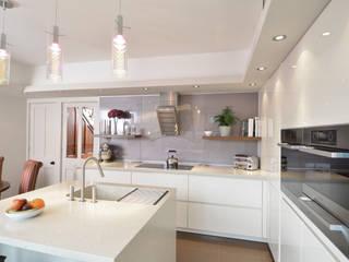 MR & MRS SPELMAN'S KITCHEN:  Kitchen by Diane Berry Kitchens