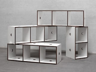 minimalistic Living room by designobjectsound